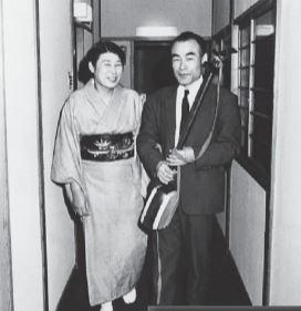 藤圭子の父親と母親の画像
