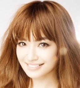 平子理沙 若い頃の顔 画像