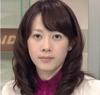 出田奈々アナ