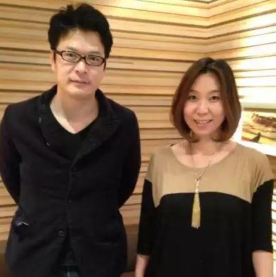 田中哲司と田所幸子の写真