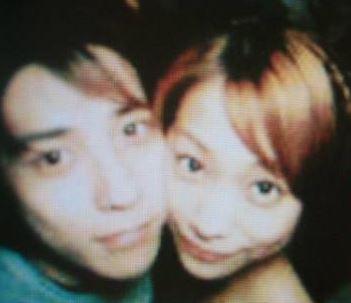二宮和也と椎名法子の画像