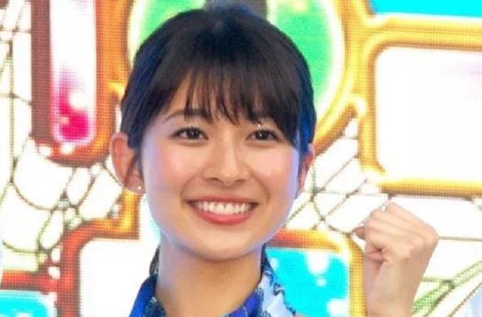 山本里菜アナの画像