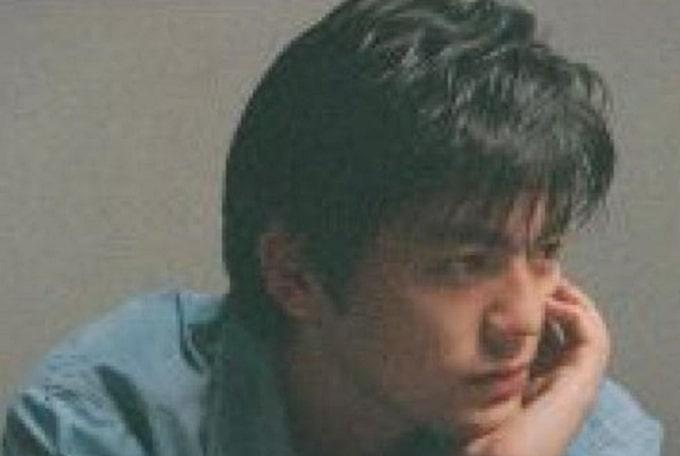 尾崎豊の死亡写真