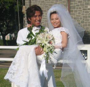 羽賀研二の嫁の画像
