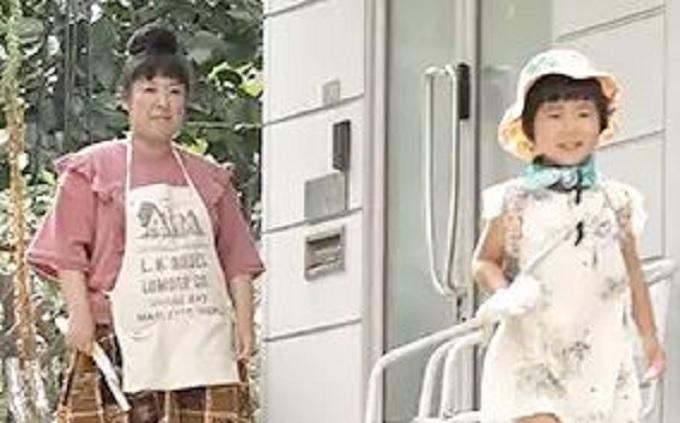 森三中 村上と子供の画像