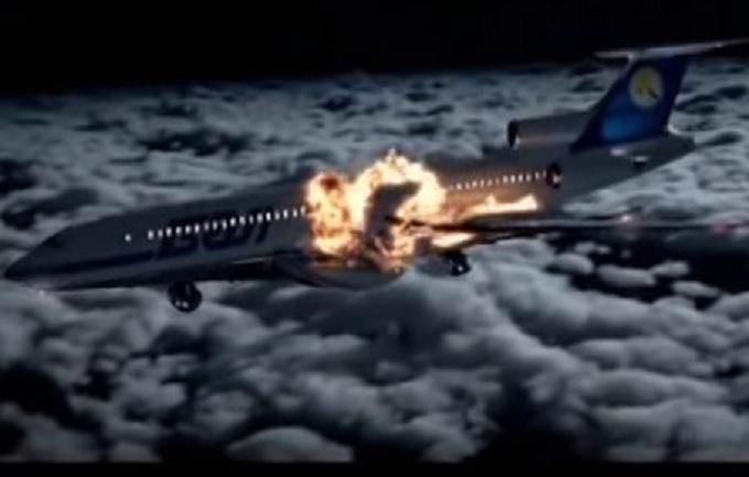 ユーバリンゲン空中衝突事故の画像