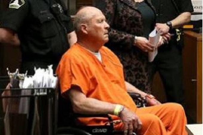 ゴールデンステートキラー事件の犯人の画像
