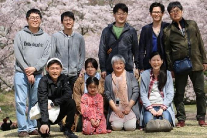 大家族 石田さんちの画像