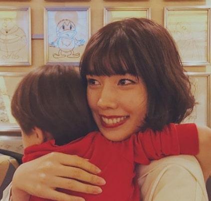 仲里依紗の子供の写真