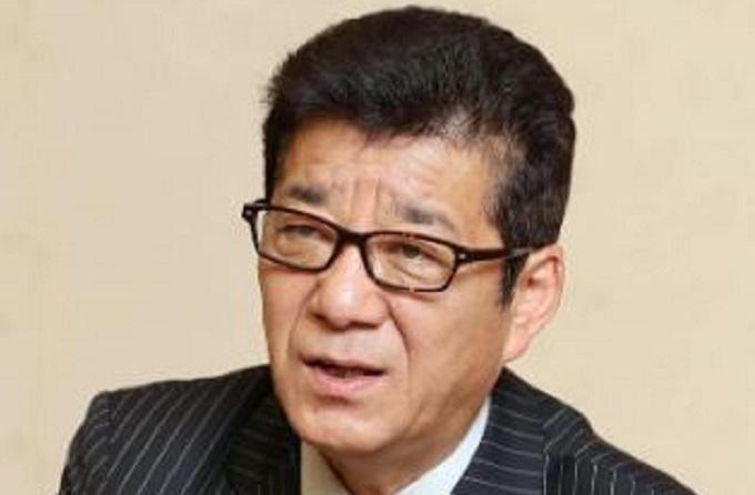 松井一郎の画像